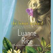 The Lemon Orchard by  Luanne Rice audiobook