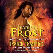 Twice Tempted by  Jeaniene Frost audiobook
