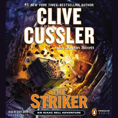 The Striker by Clive Cussler audiobook