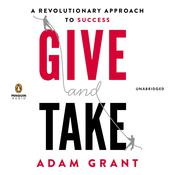 Give and Take by  Adam Grant audiobook