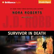 Survivor in Death by  J. D. Robb audiobook