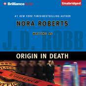 Origin in Death by  J. D. Robb audiobook