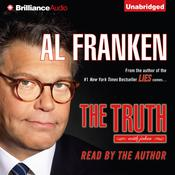 The Truth (with jokes) by  Al Franken audiobook