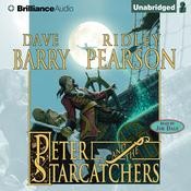 Peter and the Starcatchers by  Dave Barry audiobook