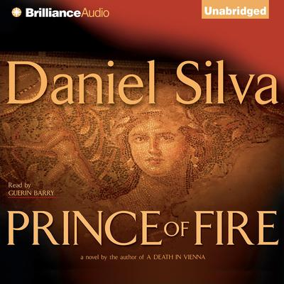 Prince of Fire by Daniel Silva audiobook