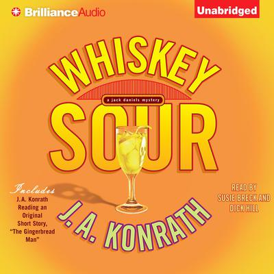 Whiskey Sour by J. A. Konrath audiobook