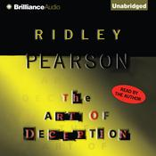 The Art of Deception by  Ridley Pearson audiobook