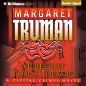 Murder at Ford's Theatre by  Margaret Truman audiobook