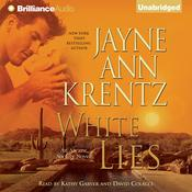 White Lies by  Jayne Ann Krentz audiobook