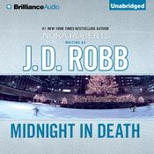 Midnight in Death by  J. D. Robb audiobook