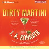 Dirty Martini by  J. A. Konrath audiobook