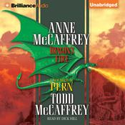 Dragon's Fire by  Anne McCaffrey audiobook