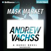 Mask Market by  Andrew Vachss audiobook