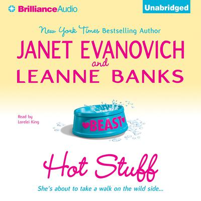 Hot Stuff by Janet Evanovich audiobook