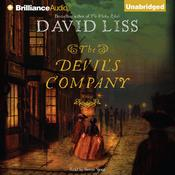 The Devil's Company by  David Liss audiobook