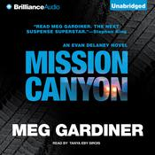 Mission Canyon by  Meg Gardiner audiobook