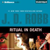 Ritual in Death by  J. D. Robb audiobook