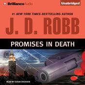 Promises in Death by  J. D. Robb audiobook