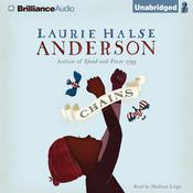 Chains by  Laurie Halse Anderson audiobook