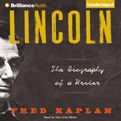 Lincoln by  Fred Kaplan audiobook