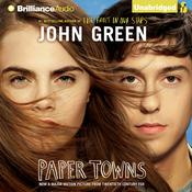 Paper Towns by  John Green audiobook