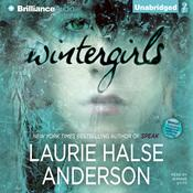 Wintergirls by  Laurie Halse Anderson audiobook