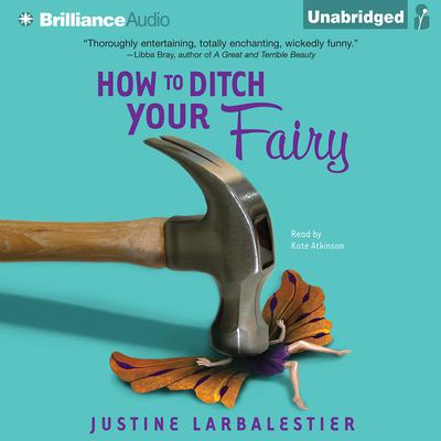 How to Ditch Your Fairy by Justine Larbalestier audiobook