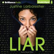 Liar by  Justine Larbalestier audiobook