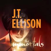 The Immortals by  J. T. Ellison audiobook