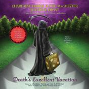 Death's Excellent Vacation by  Charlaine Harris audiobook