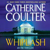 Whiplash by  Catherine Coulter audiobook