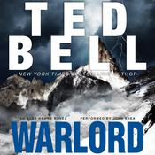Warlord by  Ted Bell audiobook
