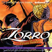 Zorro and the Pirate Raiders by  Johnston McCulley audiobook