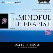 The Mindful Therapist by  Daniel J. Siegel MD audiobook