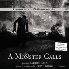 A Monster Calls by Patrick Ness audiobook