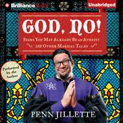 God, No! by  Penn Jillette audiobook