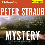 Mystery by  Peter Straub audiobook