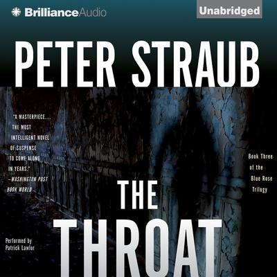 The Throat by Peter Straub audiobook