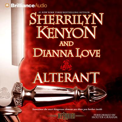 Alterant by Sherrilyn Kenyon audiobook