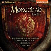 The Mongoliad: Book Two by  Erik Bear audiobook