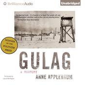 Gulag by  Anne Applebaum audiobook