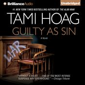 Guilty as Sin by  Tami Hoag audiobook