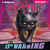 The 13th Warning by  R. L. Stine audiobook