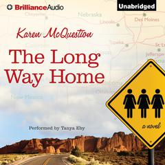 The Long Way Home by Karen McQuestion audiobook