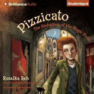 Pizzicato by Rusalka Reh audiobook
