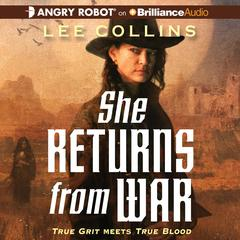 She Returns From War by Lee Collins audiobook