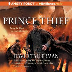 Prince Thief by David Tallerman audiobook
