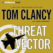 Threat Vector by  Mark Greaney audiobook