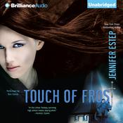 Touch of Frost by  Jennifer Estep audiobook