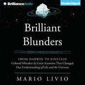 Brilliant Blunders by  Mario Livio audiobook